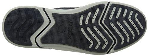 Geox U Ailand a, Zapatillas para Hombre Blau (NAVYC4002)