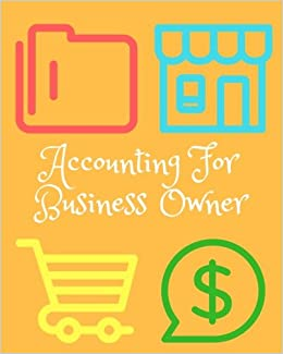 Murphy Visa Card >> Accounting For Business Owners Financial Notebook Large