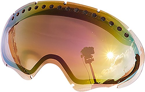 ZERO Replacement Lenses For Oakley A Frame Snow Goggle Pink - Lenses Snow Goggle Oakley