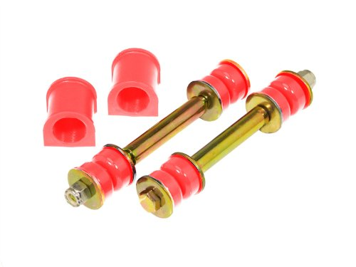 - Prothane 18-1108 Red 24 mm Front Sway Bar Bushing Kit