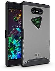 Razer Phone 2 Case, TUDIA [Merge Series] Dual Layer Heavy Duty Extreme Drop Protection/Rugged Phone Case for Razer Phone 2 [2018]
