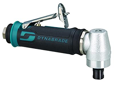 Dynabrade 48317 Right Angle Die Grinder, 0.4 HP