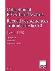 Collection of ICC Arbitral Awards, 1986-1990:Recueil des Sentences Arbitrales de la CCI, 1986-1990