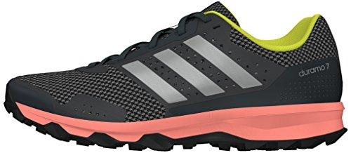 adidas Duramo 7 Trail, Zapatillas de Running para Mujer Negro (Grpudg / Plamet / Grpuch)