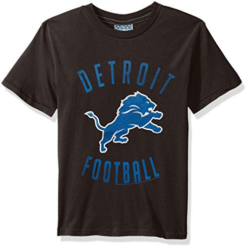 nfl-detroit-lions-boys-junk-food-clothing-crew-neck-tee-black-wash-size-7