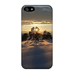 Durable Protector Case Cover With Snow Hot Design For Iphone 5/5s