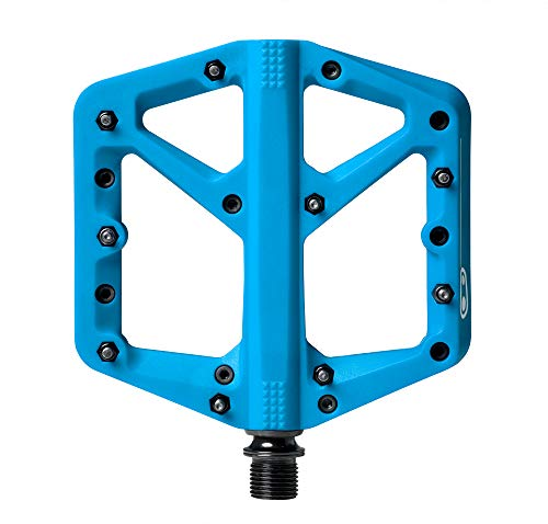 CRANKBROTHERs Pedal Stamp 1 Large Blue