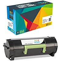 Do It Wiser Compatible 60F1H00 601H Toner for Lexmark MX310dn MX410de MX310 MX511de MX410 MX611de MX611dhe MX610de MX511dhe MX510de MX511dte MX611dte MX611dfe | High Yield 10,000 Pages