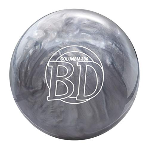 Bowlerstore-Products-Columbia-300-Blue-Dot-Bowling-Ball-Silver