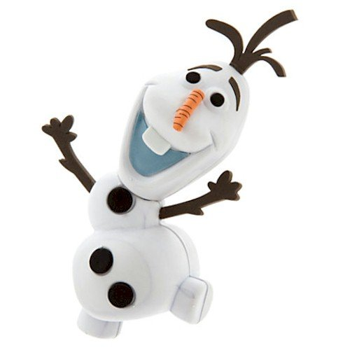 Disney Parks Exclusive Frozen Olaf Car Antenna Topper