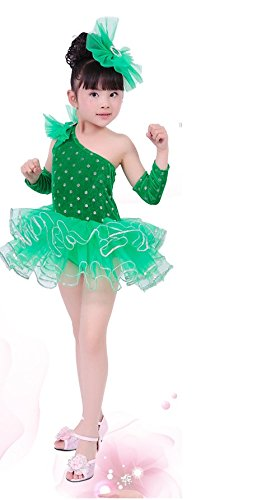 24ee94b698fd Buy Baby And Blossoms Beautiful Ballet Dress For Girls (Green Color ...