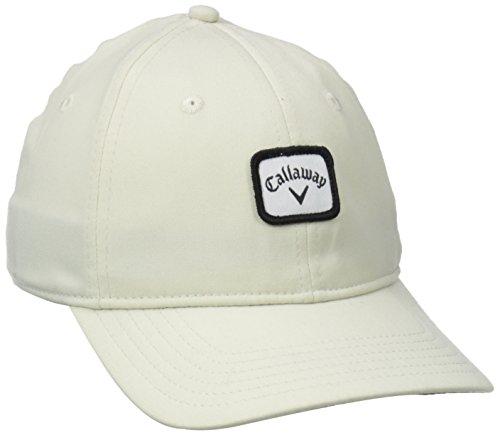 (Callaway Men's 82 Label Cap, Khaki, Small/Medium)