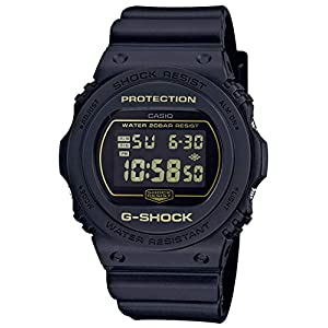 Casio G-SHOCK Homme Digital Quartz Montre avec Bracelet en Nylon