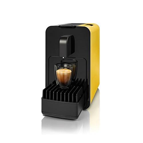 Cremesso 1000557i Machine à café viva B6, Indian Yellow