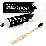 The Original Bamboo Whitening Toothpaste + Bamboo Toothbrush