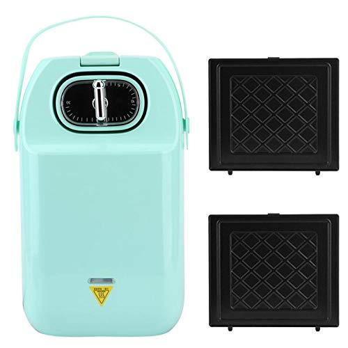 Breakfast machine Electric Mini Sandwich Maker Grill Non-Stick Cooking Pan Waffle Toaster Cake Breakfast Machine…