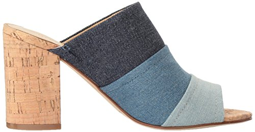 pour Blue Marc Dark Mules Fisher Denim Femme EwXXqAp1r
