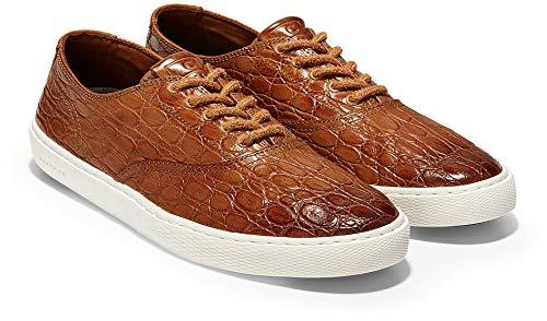Brown Haan Grandpro Ox Lace Leather Cole Boat Shoe Deck Men's aCSwRRnqH