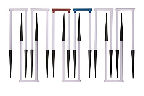 Uber Games Club Croquet Hoops - Set of 9 by Uber Games (Image #1)