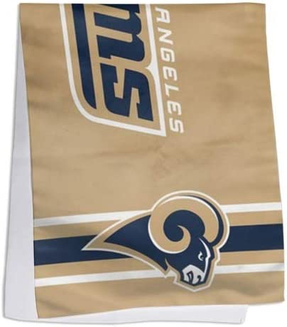 Wincraft Los Angeles RAMS ENDURACOOL Instant Cooling Towel 12 X 30