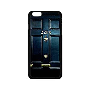 221B Black Phone Case for iPhone 6