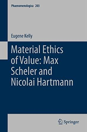 antithesis of values nicolai hartmann I do believe that values are qualities but this is not an assumption i have made but a beginning with nicolai hartmann antithesis at all.