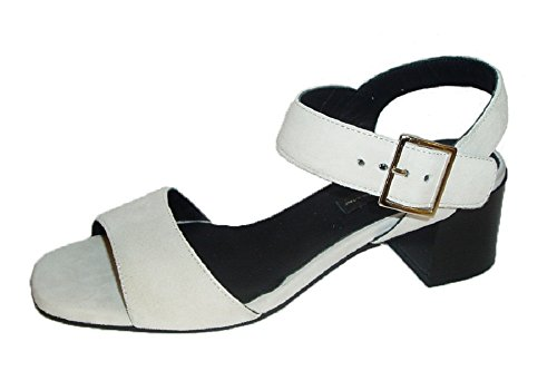 FRAU Women's Fashion Sandals white 5eV9xbTq9y