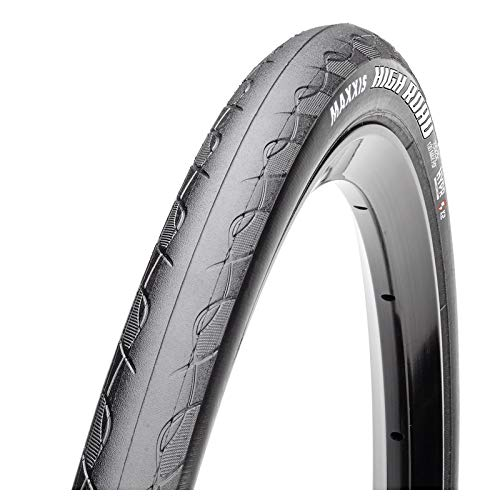 Maxxis High Road Tire 700 x 25, Folding, 170tpi, Hypr Compound, K2 Protection, Black