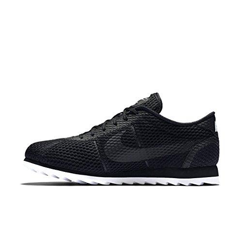 Nike Womens Cortez Ultra Br Kjører Trenere 833801 Joggesko Sko Svart / Hvit / Svart