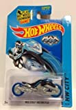 Hot Wheels Max Steel Motorcycle (Black) (85/250)