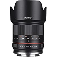 Rokinon RK21M-E 21mm F1.4 ED AS UMC High Speed Wide Angle Lens for Sony (Black) Benefits Review Image
