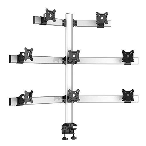 Continews Great Eight Multi-Screen Desktop Monitor Mount