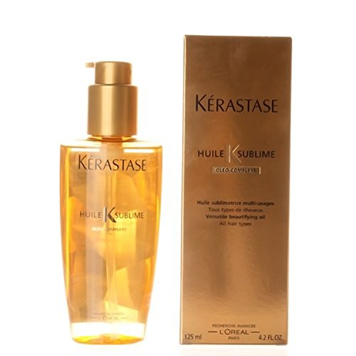Kerastase Elixir Ultime Oleo-complex Versatile Beautifying Oil, 4.2 Ounce