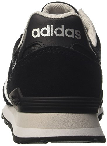 adidas Women's 10K W, Black/White/GREONE Black/White/Greone