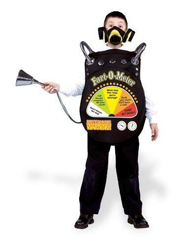 Fart-O-Meter - Child Standard Costume (Fart Costume)
