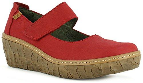 Donna Tibet Velcro Myth N5135 Yggdrasil Scarpa Pleasant Rosso FSnqOw