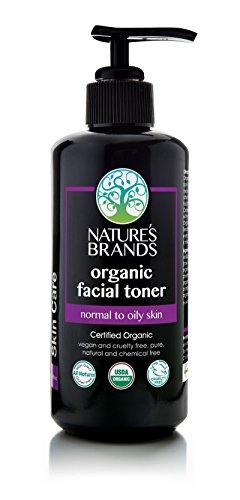 Herbal Choice Mari Organic Facial Toner, Normal to Oily Skin; 6.8floz