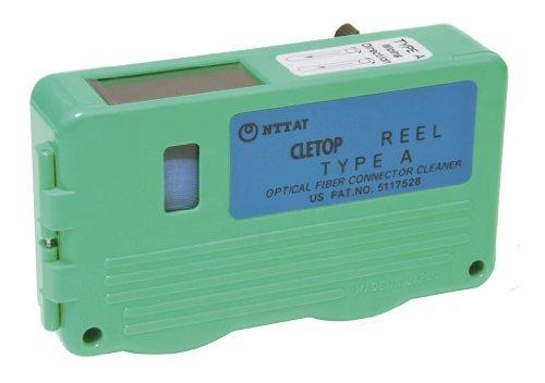 CLETOP 14100500 Original Type A Cleaner, Blue - Cletop Fiber Cleaner