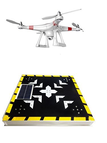 DRONE-RC-Landing-Pad-with-LED-Lights-Installed-Waterproof-Charged-with-Solar-Panel