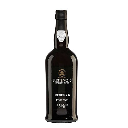 Vinhos Justino Henriques Madeira Reserve Fine Rich 5 Years Old