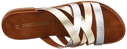 27124 Tozzi Comb Silver Multicolore Mules Premio Marco Femme gPqRxn1