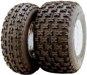 2 Ply Snow Hog - ITP Snow Hog 2 Ply 18-6.50-8 ATV Tire