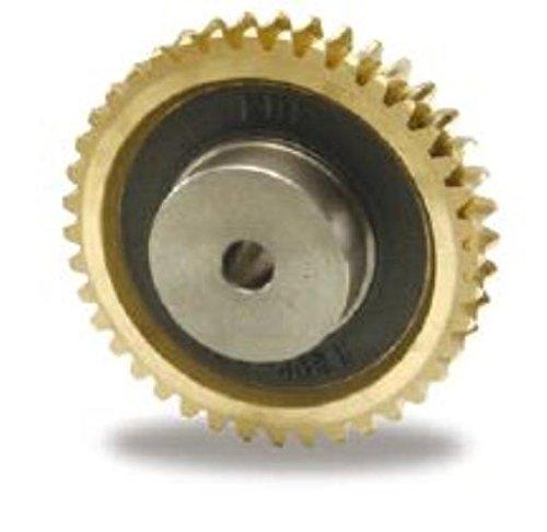 小原歯車(KHK) ウォームホイール AG2-40R1 B07DG75F5C  2