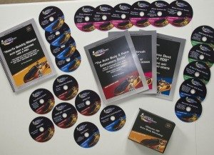 Learn Auto Body & Paint VIP Auto Body Course DVD Box Set