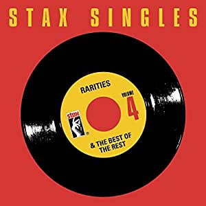 Stax Singles, V4: Rarities & Best Of. [6 CD Box Set]