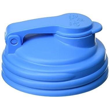 reCAP Mason Jars POUR, Regular Mouth, Canning Jar Lid, Sky Blue