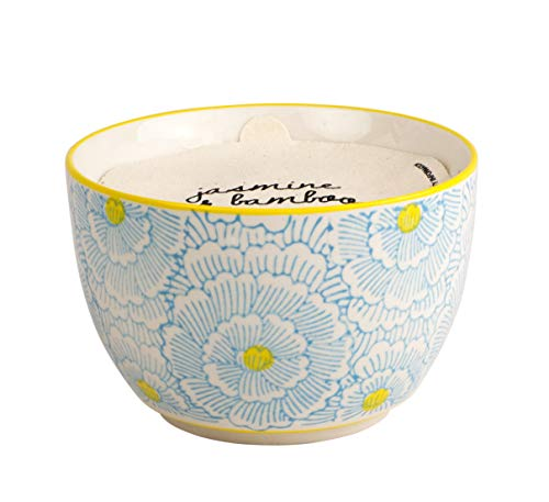 Paddywax Boheme Collection Scented Soy Wax Candle, 12.5-Ounce, Jasmine & ()