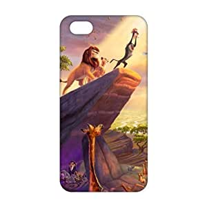 Charming lion and lovely animals 3D Phone Case For Htc One M9 Cover