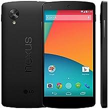 "LG Nexus 5 D820 16GB Unlocked GSM 4G LTE Quad-Core Android Smartphone w/ 5"" True HD IPS+ Multi-Touchscreen - Black"