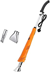 Weed Burner Electric Thermal Weeding Stick Powerful Garden Gas Blowtorch Wand Orange Style2, Garden & Hand Tools